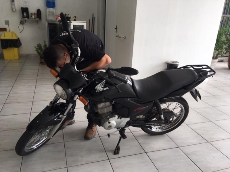Como Obter Laudo de Transferência Moto Chácara Cocaia - Laudo de Transferência para Moto