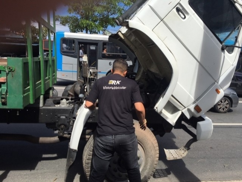 Empresa de Vistoria de Transferência para Caminhão Chácara Cocaia - Vistoria de Transferência para Moto
