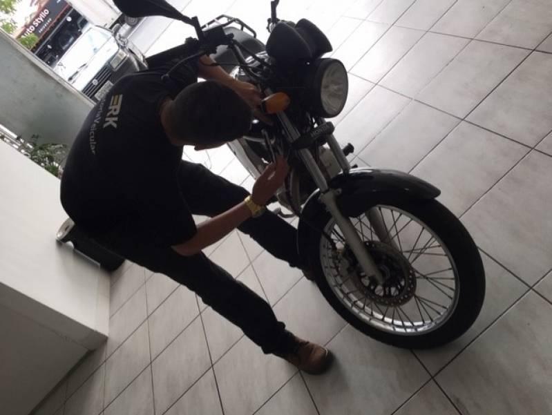 Laudo Cautelar de Moto Valor Interlagos - Laudo Cautelar com Restrição