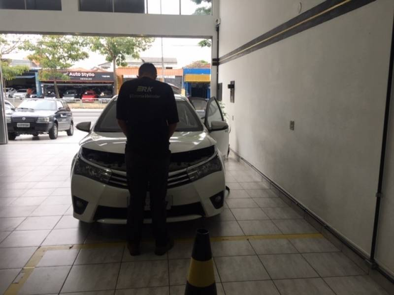 Laudo Cautelar de Veículo Jardim Rio Bonito - Laudo Cautelar com Restrição