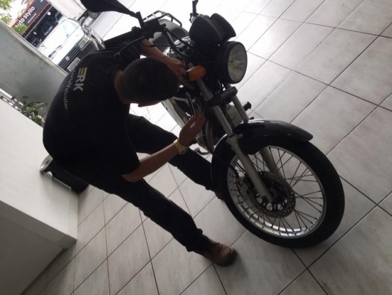 Laudo de Transferência de Moto Emissão Santo Amaro - Laudo de Transferência para Moto