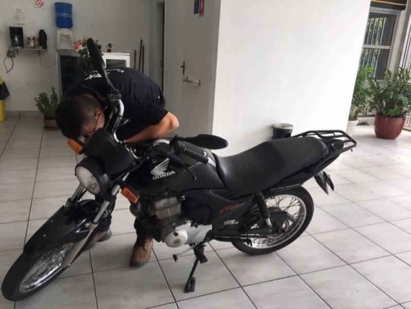 Laudo de Transferência Moto Socorro - Laudo de Transferência para Moto