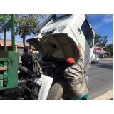 onde fazer a vistoria de transferência para veículo pesado Chácara Cocaia