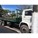vistoria de transferência para caminhão Jardim Marajoara