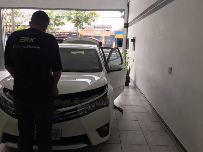 Vistoria de Transferência Veicular Jurubatuba - Vistoria de Transferência para Carros